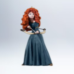 2012 Disney - Pixar - Merida Hallmark Ornament