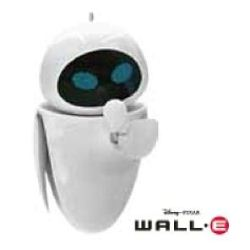 2012 Disney - Pixar Wall-e Eve - Limited Hallmark Ornament