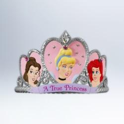 2012 Disney - Princess Tiara Hallmark Ornament