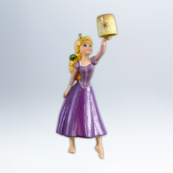 2012 Disney - Rapunzel - It's All About The Hair Hallmark Ornament