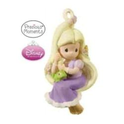 2012 Disney - Rapunzel - Limited Hallmark Ornament