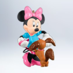 2012 Disney - Tangled Up In Fun Hallmark Ornament