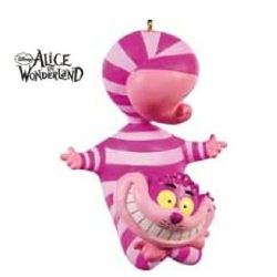 2012 Disney - The Cheshire Cat - Limited Hallmark Ornament