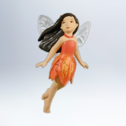 2012 Fairy Messenger #8 - Tiger Lily Fairy Hallmark Ornament