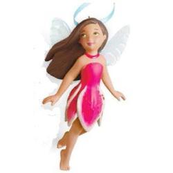 2012 Fairy Messenger - Stargazer Lily Hallmark Ornament
