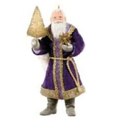 2012 Father Christmas  - Limited Hallmark Ornament