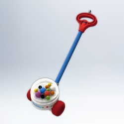 2012 Fisher Price - Corn Popper Hallmark Ornament
