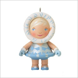 2012 Frosty Friends - Winter Fairy Hallmark Ornament