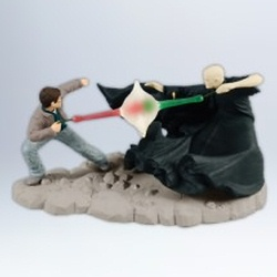 2012 Harry Potter - The Final Battle Hallmark Ornament