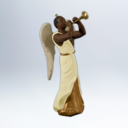 2012 Joyful Messenger Hallmark Ornament