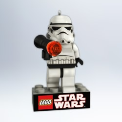 2012 Lego Imperial Stormtrooper Hallmark Ornament