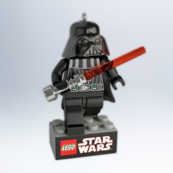 2012 Lego Star Wars - Darth Vader Hallmark Ornament
