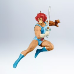 2012 Lion-o - Thundercats Hallmark Ornament