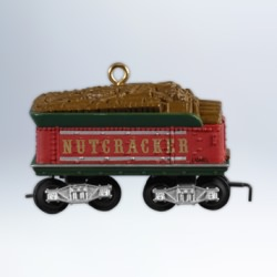 2012 Lionel  Nutcracker Route Tender Hallmark Ornament