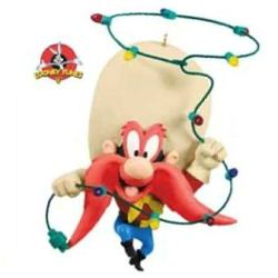 2012 Looney Tunes - Yosemite Sam - Ltd Hallmark Ornament