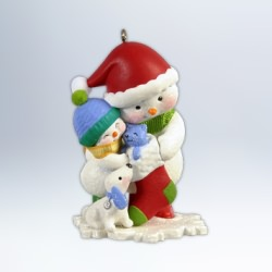 2012 Making Memories #5 - A Sweet Surprise Hallmark Ornament