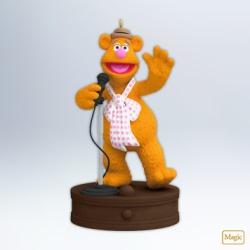 2012 Muppets - Fozzie Bear Hallmark Ornament