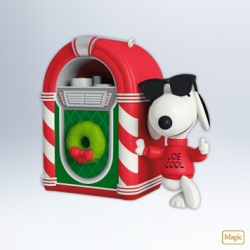 2012 Peanuts - Joe Cool Rocks! Hallmark Ornament