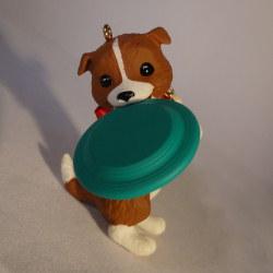 2012 Puppy Love #22 - Colorway - MIB Hallmark Ornament