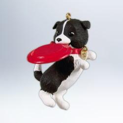 2012 Puppy Love #22 Hallmark Ornament