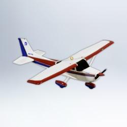 2012 Sky's The Limit #16 - Cessna 172 Skyhawk Hallmark Ornament