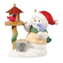 2012 Snow Buddies - Limited Hallmark Ornament