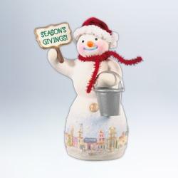 Snowtop Lodge Hallmark Ornaments