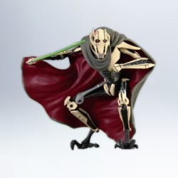 2012 Star Wars #16 - General Grievous Hallmark Ornament