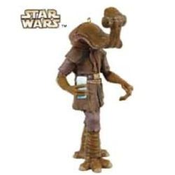 2012 Star Wars - Momaw Nadon - Limited Hallmark Ornament