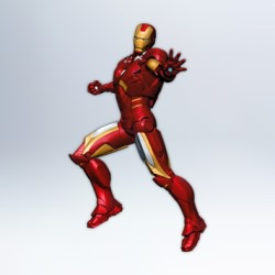 2012 The Avengers - Iron Man Hallmark Ornament