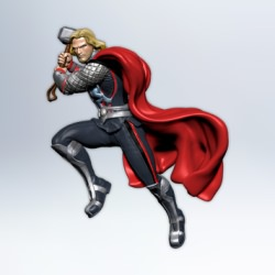 2012 The Avengers - Thor Hallmark Ornament
