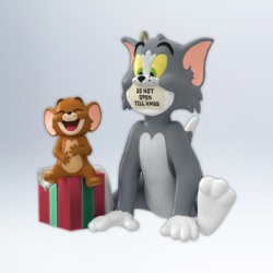 2012 Tom And Jerry - Holiday Hijinks Hallmark Ornament