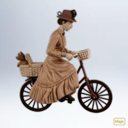 2012 Wizard Of Oz - Miss Gulch Hallmark Ornament