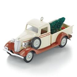 2013 All American Truck #19 - 1936 Gmc Pickup Hallmark Ornament