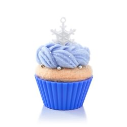 2013 Christmas Cupcakes #4 - It's Snowing Sweetness! Hallmark Ornament