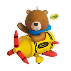 2013 Crayola - I Can Do It - Repaint - MIB Hallmark Ornament