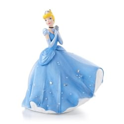 2013 Disney - A Vision In Blue - Cinderella Hallmark Ornament