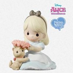 2013 Disney -  Alice In Wonderland Hallmark Ornament