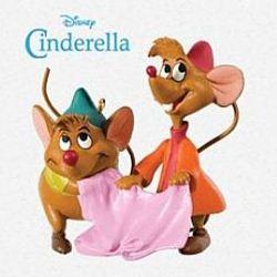 2013 Disney - Cinderella - Sewing For Cinderelly Hallmark Ornament