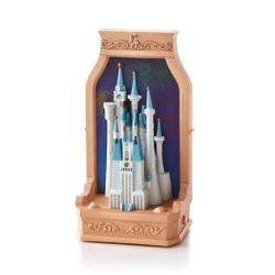 2013 Disney - Cinderella's Castle Hallmark Ornament