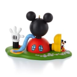 2013 Disney - Mickey Mouse Clubhouse Hallmark Ornament