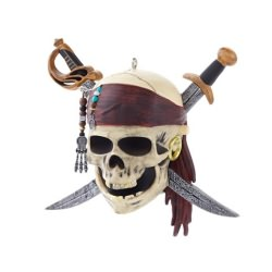 2013 Disney - Pirates Of The Caribbean Hallmark Ornament
