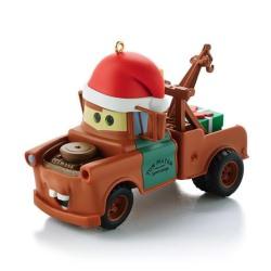 2013 Disney - Pixar - Cars - Mater Peekbuster Hallmark Ornament