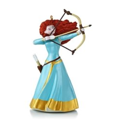 2013 Disney - Pixar - Merida The Archer Hallmark Ornament