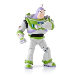 2013 Disney - Toy Story - Buzz Is On A Mission! Hallmark Ornament