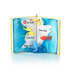 2013 Dr Seuss - One Fish Two Fish Hallmark Ornament