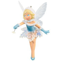 2013 Fairy Messengers - Winter Fairy - Koc Event Hallmark Ornament
