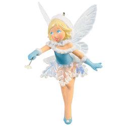 2013 Fairy Messengers - Winter Fairy - Koc Event Hallmark Ornament