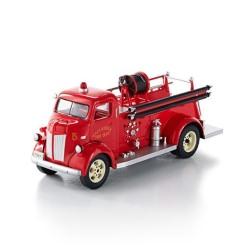 2013 Fire Brigade #11 - 1941 Ford Fire Engine Hallmark Ornament