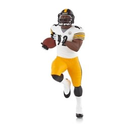 2013 Football - James Harrison Hallmark Ornament